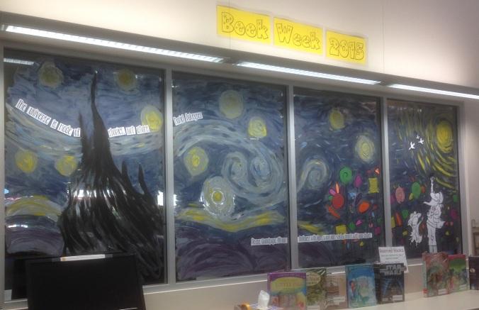Book Week 2015 Starry Night 1