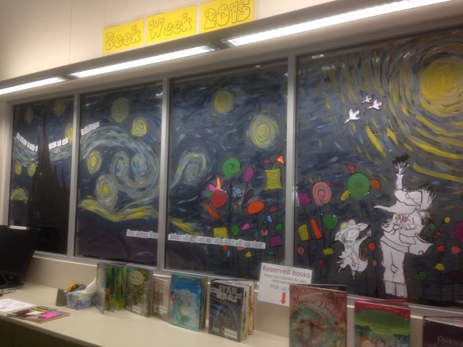 Book Week 2015 Starry Night 2