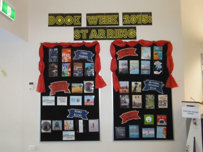 Book Week 2015 Starring 1