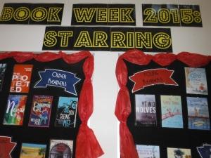 Book Week 2015 Starring 2
