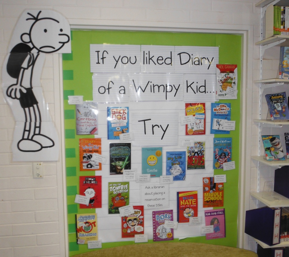 diary of a wimpy kid hard luck pdf file