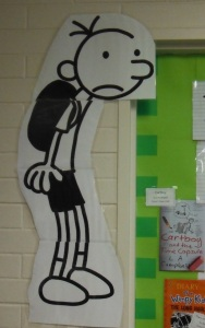 Giant Greg Heffley