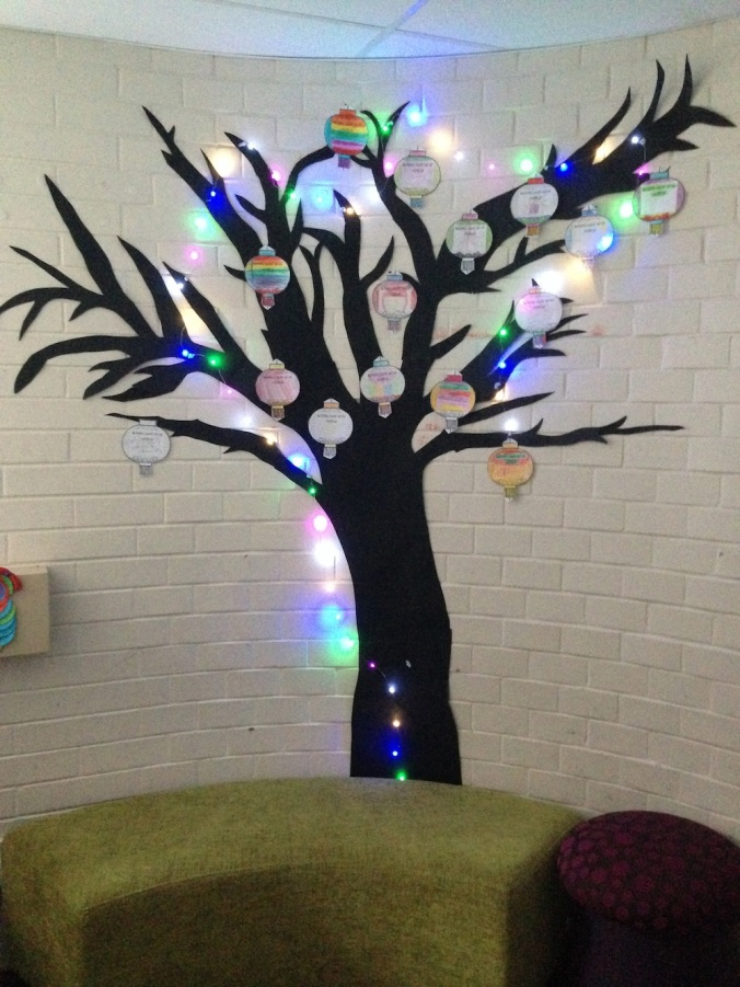 Junior Room Tree - Book Week