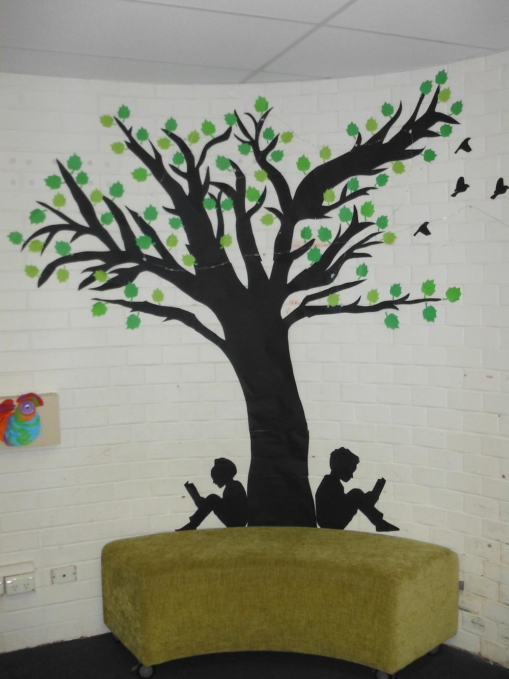 Display: Reading Tree   madison's library