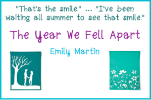 The Year We Fell Apart Quote