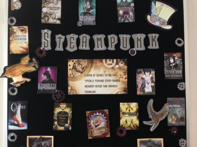 Steampunk display 2