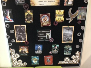 Steampunk display 3