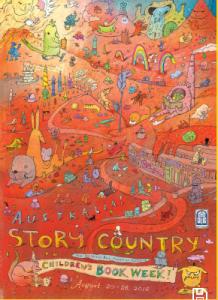 Book Week 2016 Poster- Shaun Tan