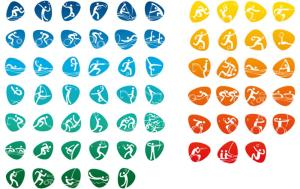 Olympics Pictograms
